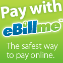 Pay with eBillme - the safest way to pay online