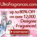 80% OFF on over 12,000 different designer fragrances