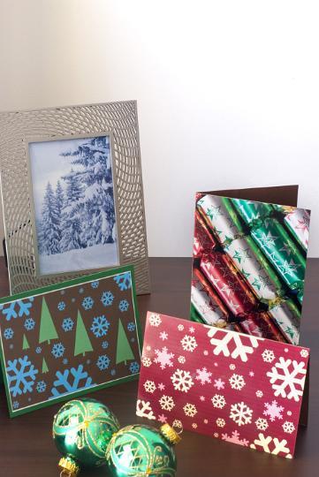 Do you send Christmas cards?